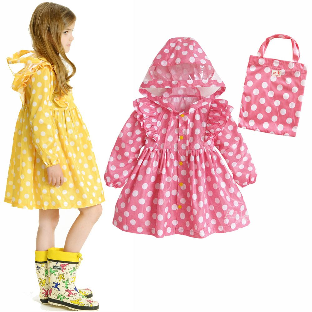 Kids Raincoats and Rain Boots