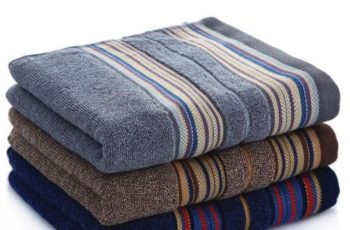 large soft bath towels