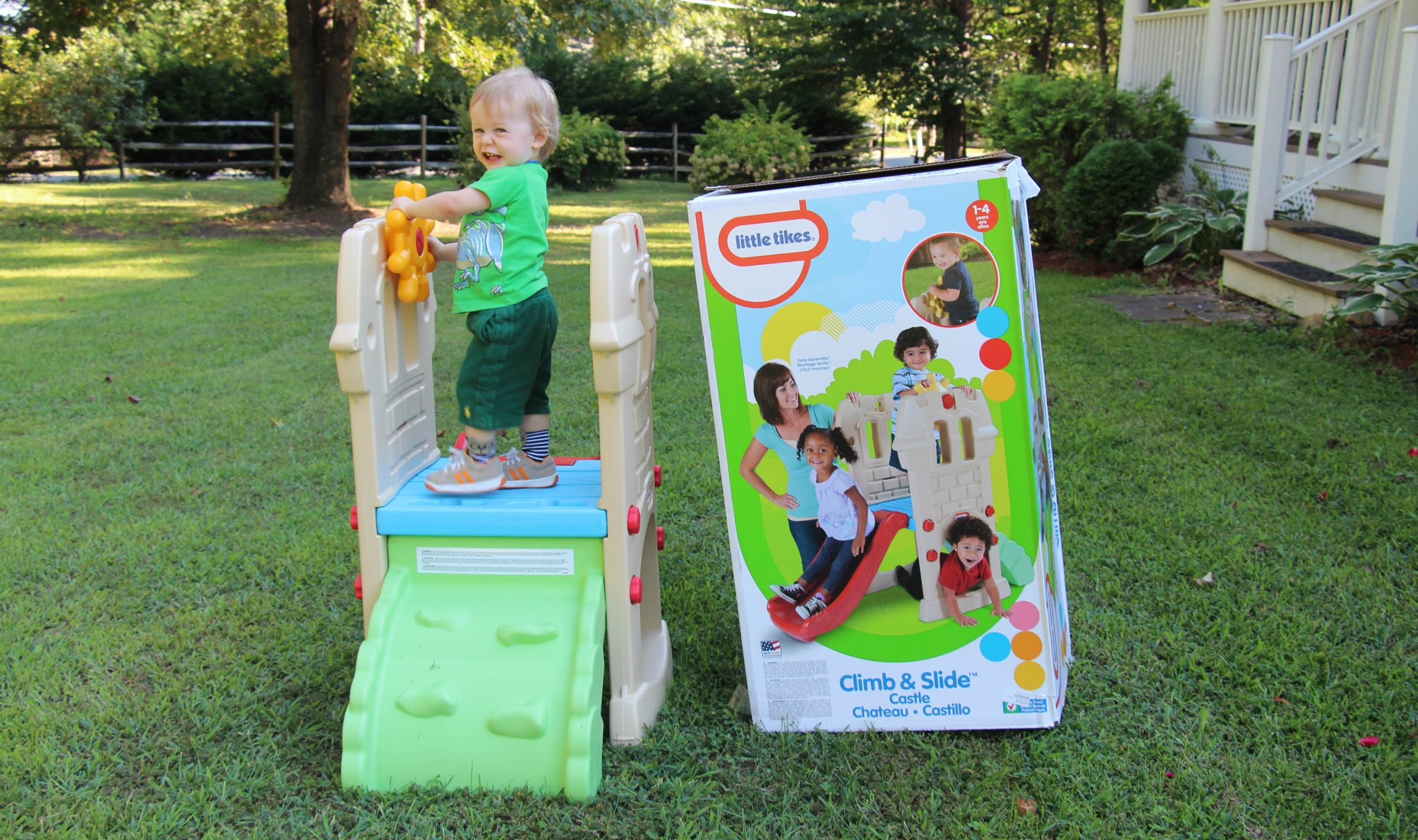 Top 10 Best Little Tikes Hide and Slide Comparison