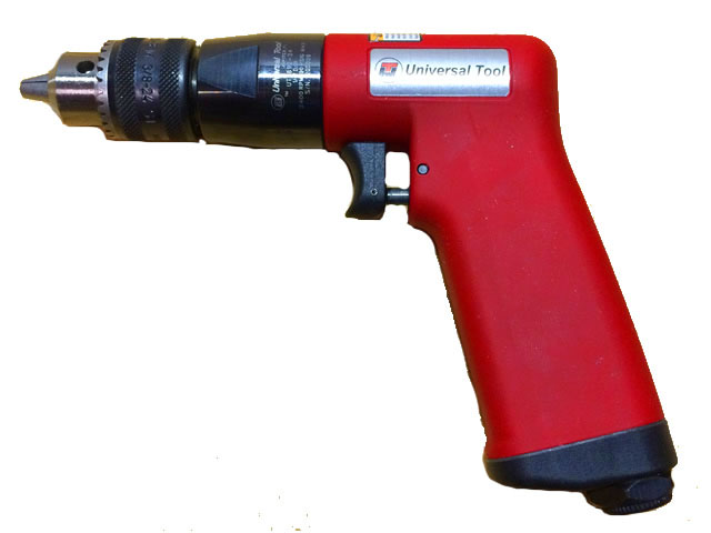 Palm Drill Pneumatic
