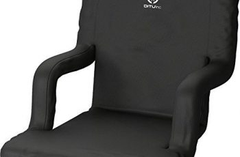 portable chair with back support