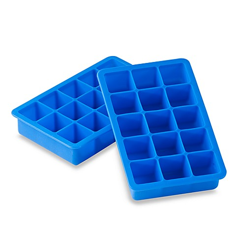 Rubber Ice Cube Molds