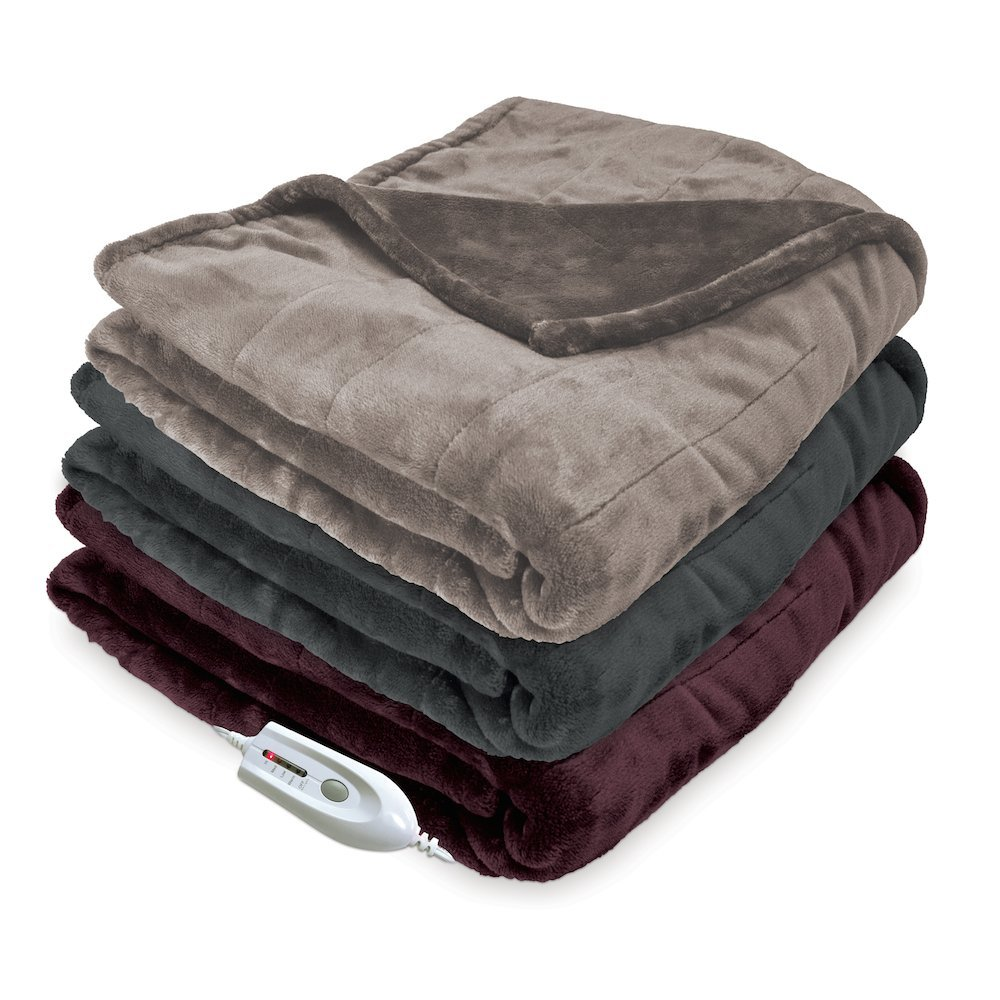 Top 10 Best Small Heated Lap Blanket Comparison