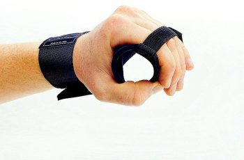 weight lifting gloves with thumb support