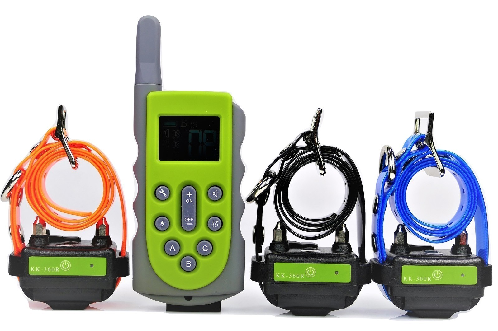 3 Dog Shock Collar System
