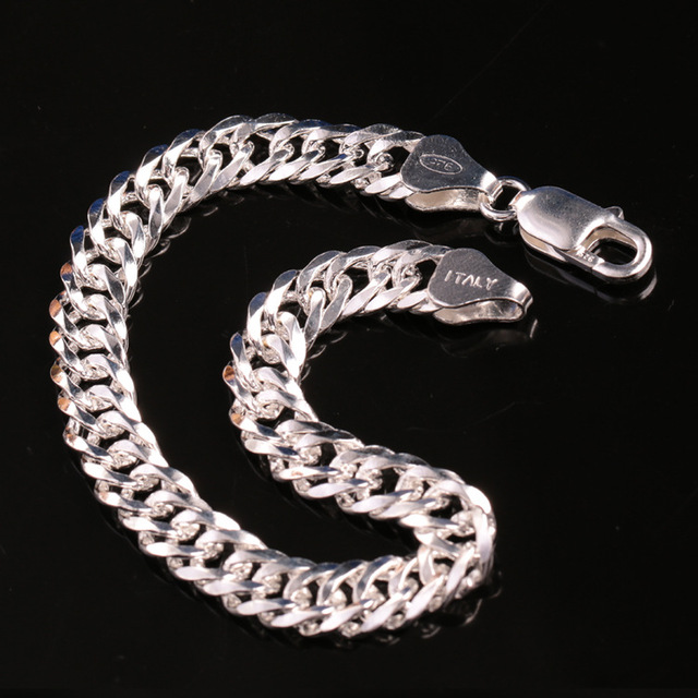 925 Italy Silver Necklace Price