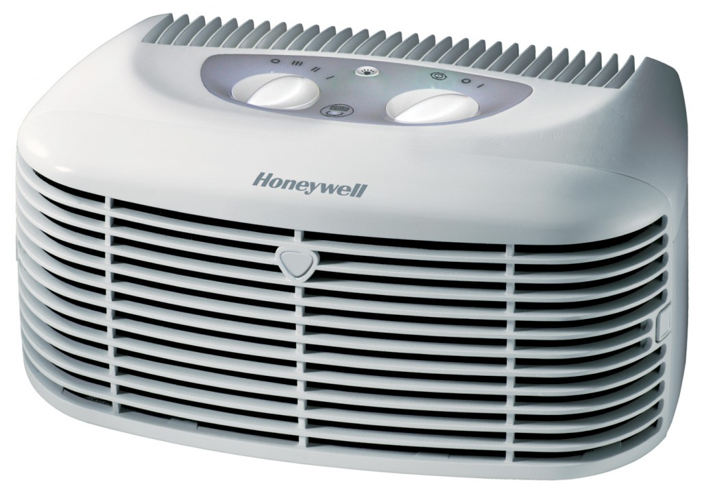 Air Purifier with Permanent Filter for Large Room