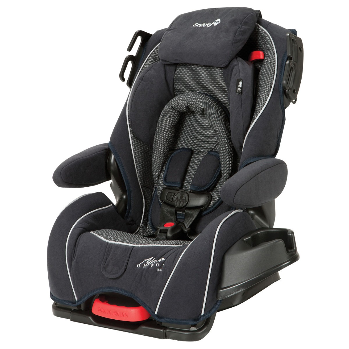 Alpha and Omega Car Seat