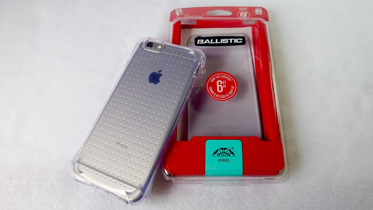 Ballistic Iphone 6s Plus Case