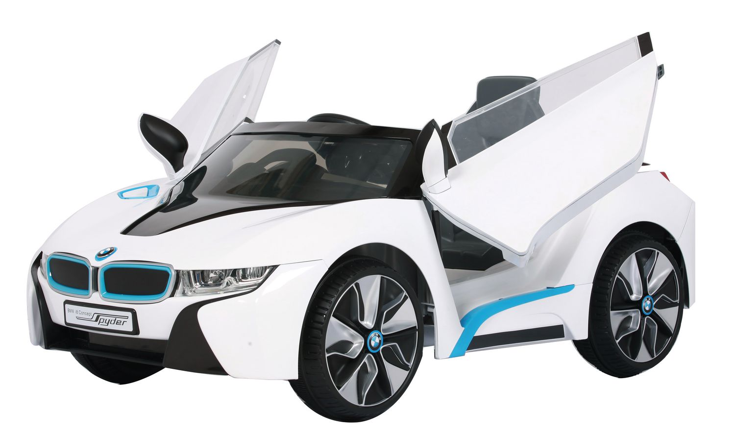 BMW i8 Concept 6-Volt Electric Ride-on Car