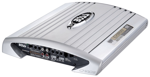 Boss 1600 Watt AMP 4 Channel