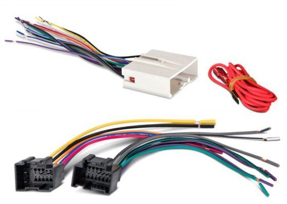 Car Stereo Installation Wiring Kits