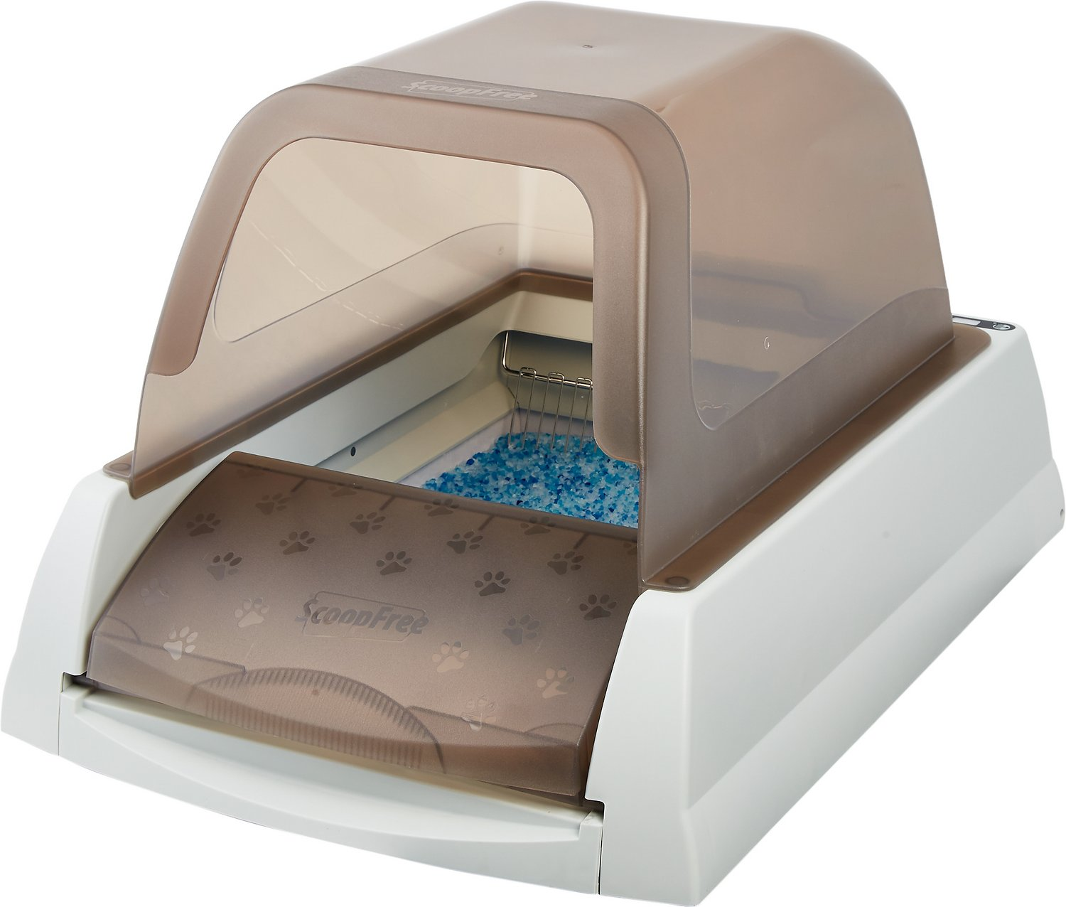 Cat Self Cleaning Litter Box