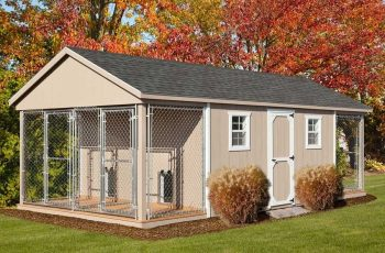 dog kennels for big dogs