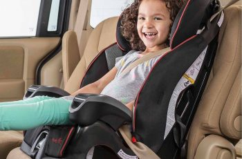 evenflo® maestro harness booster seat
