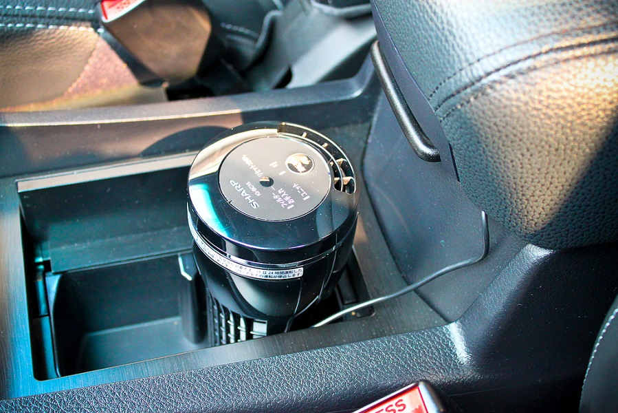 Extra-o Car Air Purifier