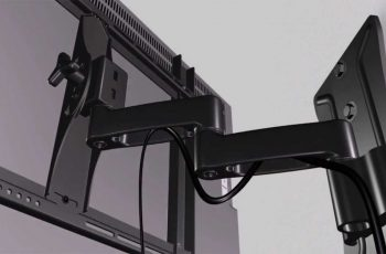 full motion tv wall mount 75 inch