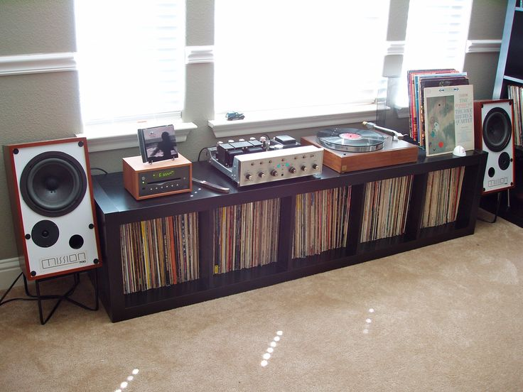Good Speakers for Record Players