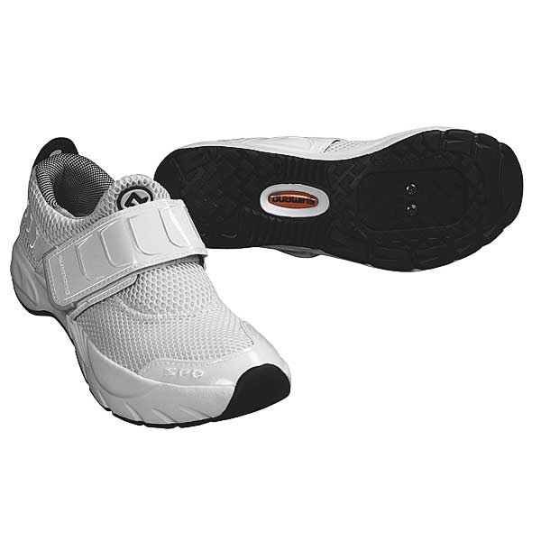 Indoor Cycling Shoes with Clips
