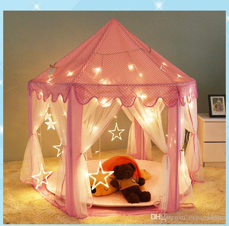 Indoor Play Tent for Toddlers