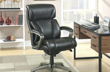la z boy big & tall executive leather office chair