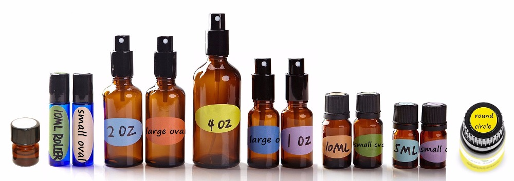 Labels For Essential Oil Bottles