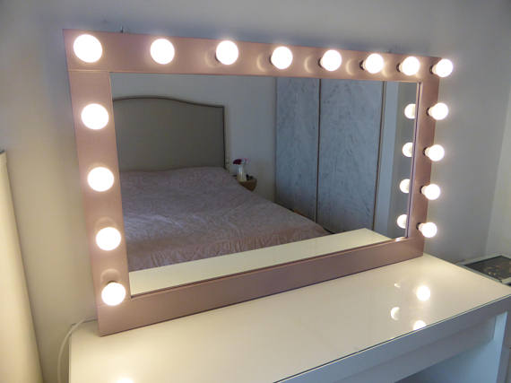 Make UP Mirrors with Lights Wall Mount
