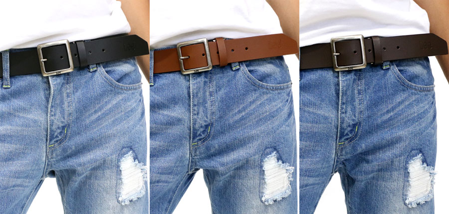 Mens Casual Belts for Jeans