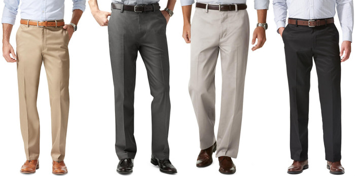 Mens Dockers Pants on Sale