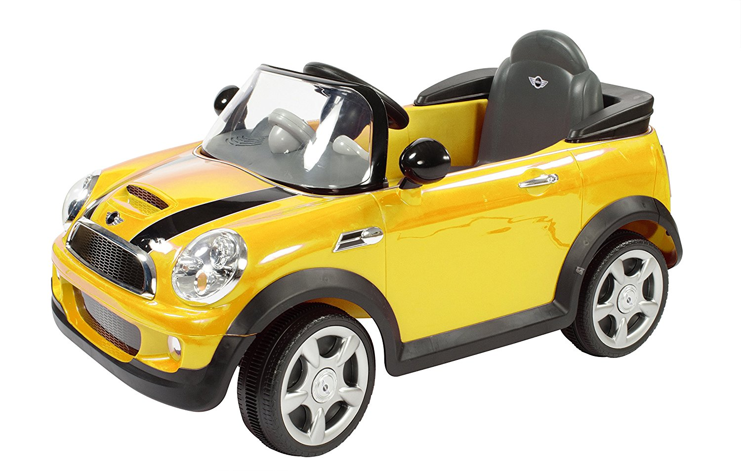 Mini Cooper Ride on Toy