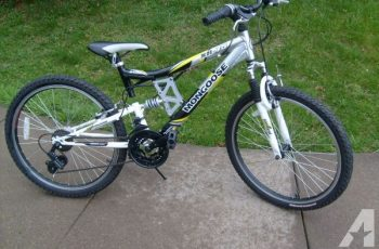 mongoose 21 speed mountain bike