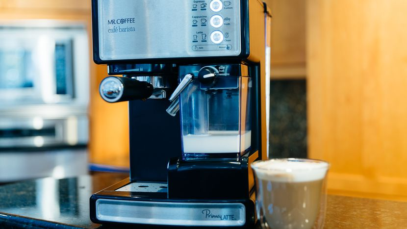 MR Coffee Barista Espresso Maker