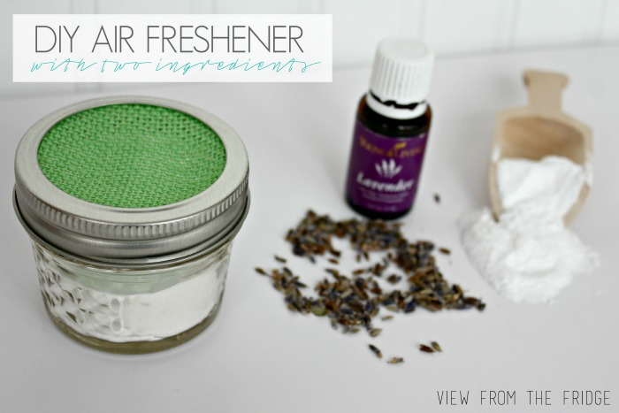 Natural Air Freshener for Car