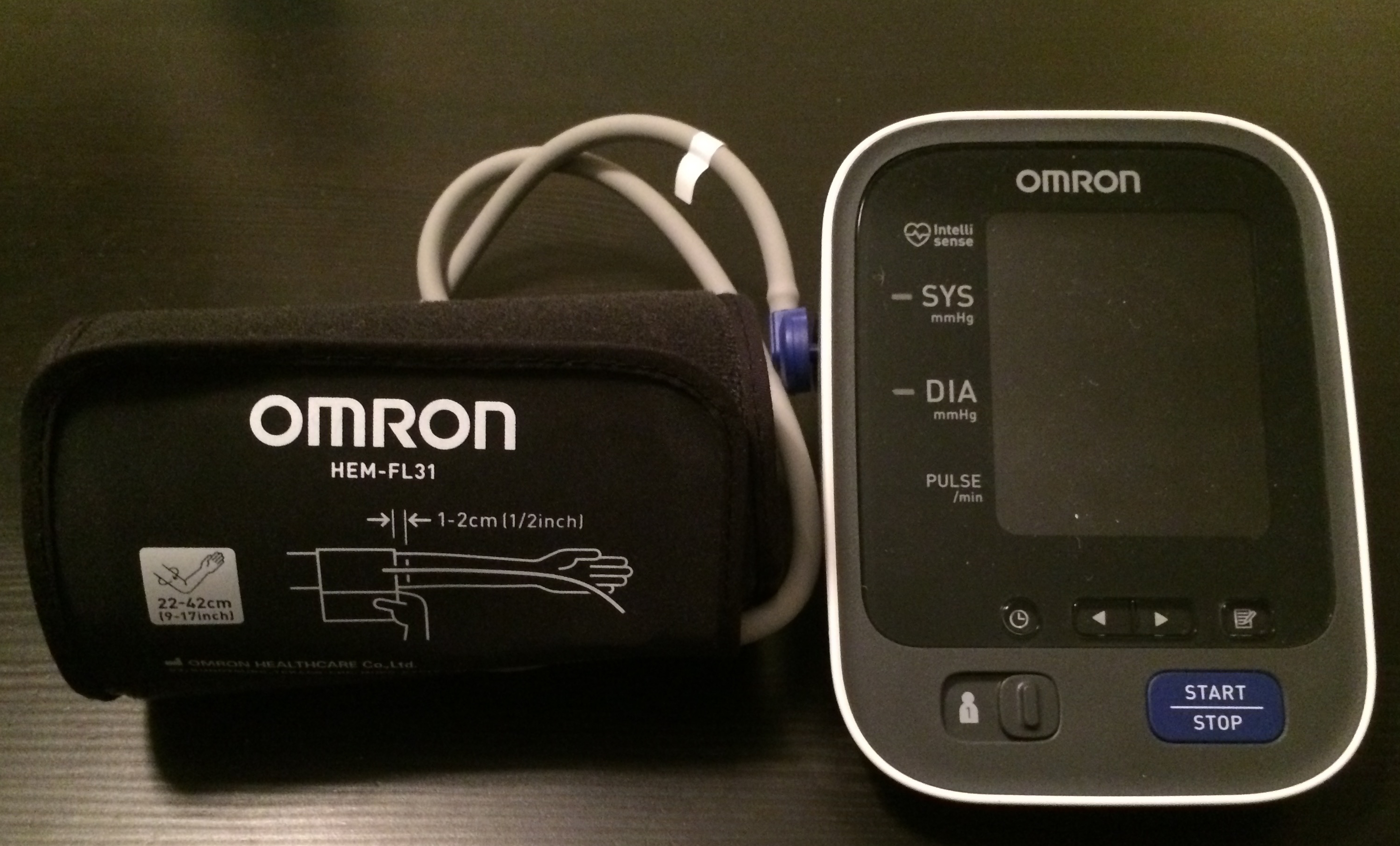 Omron Blood Pressure 10 Series