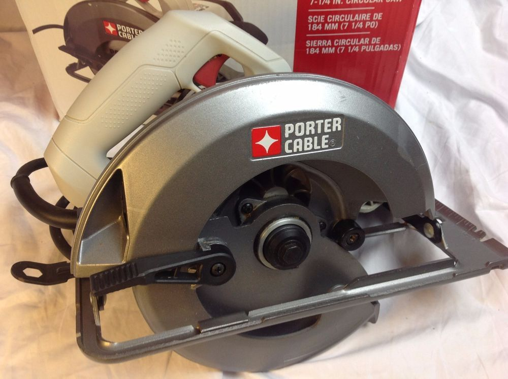 Porter Cable 15 AMP Circular Saw