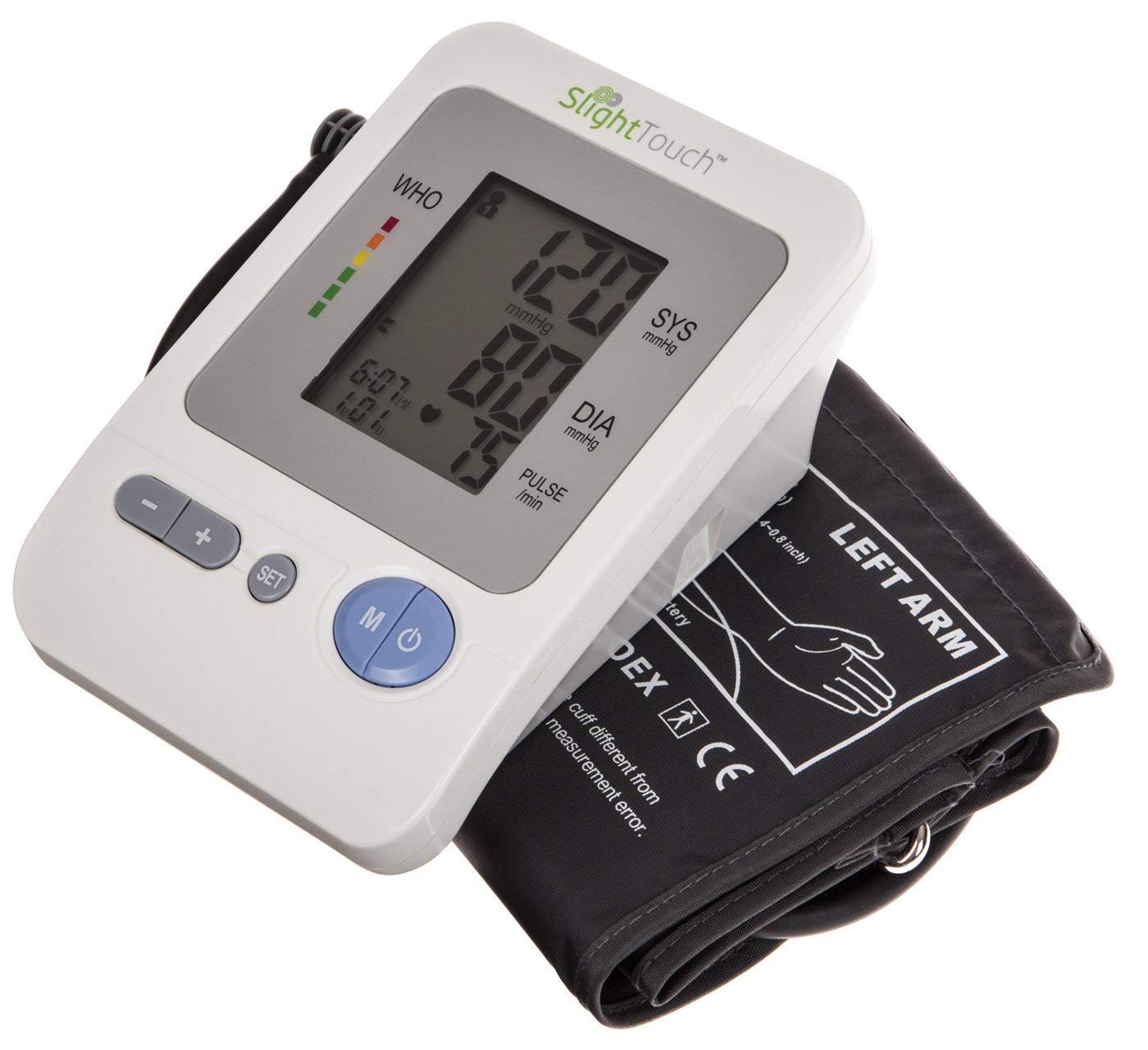 Top 10 Best Slight Touch Blood Pressure Monitor Comparison