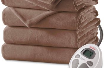 sunbeam dual control electric blanket