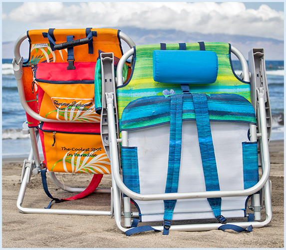 Tommy Bahama Beach Chair with Canopy