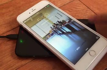 wireless charging iphone 6s plus