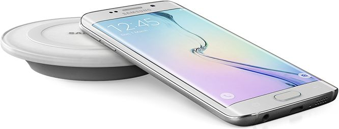 Wireless Charging Pad Samsung Galaxy S6