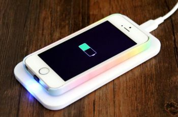 wireless charging receiver iphone 6