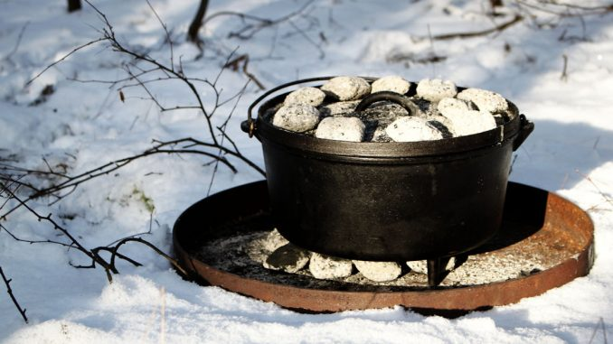 Buy Cast Iron Dutch Oven
