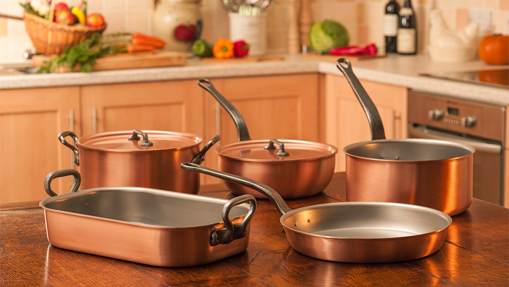 Buy Copper Pan