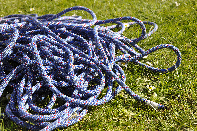 Buying First Climbing Rope