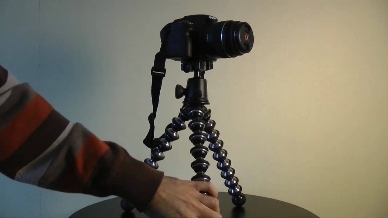 Best Buy Joby Gorillapod Focus