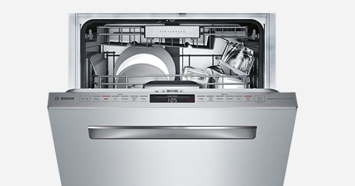 Buy a Dishwasher With Bad Credit