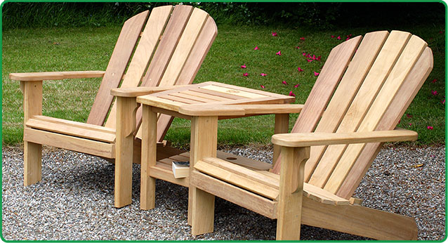 Buy Adirondack Chairs Ireland