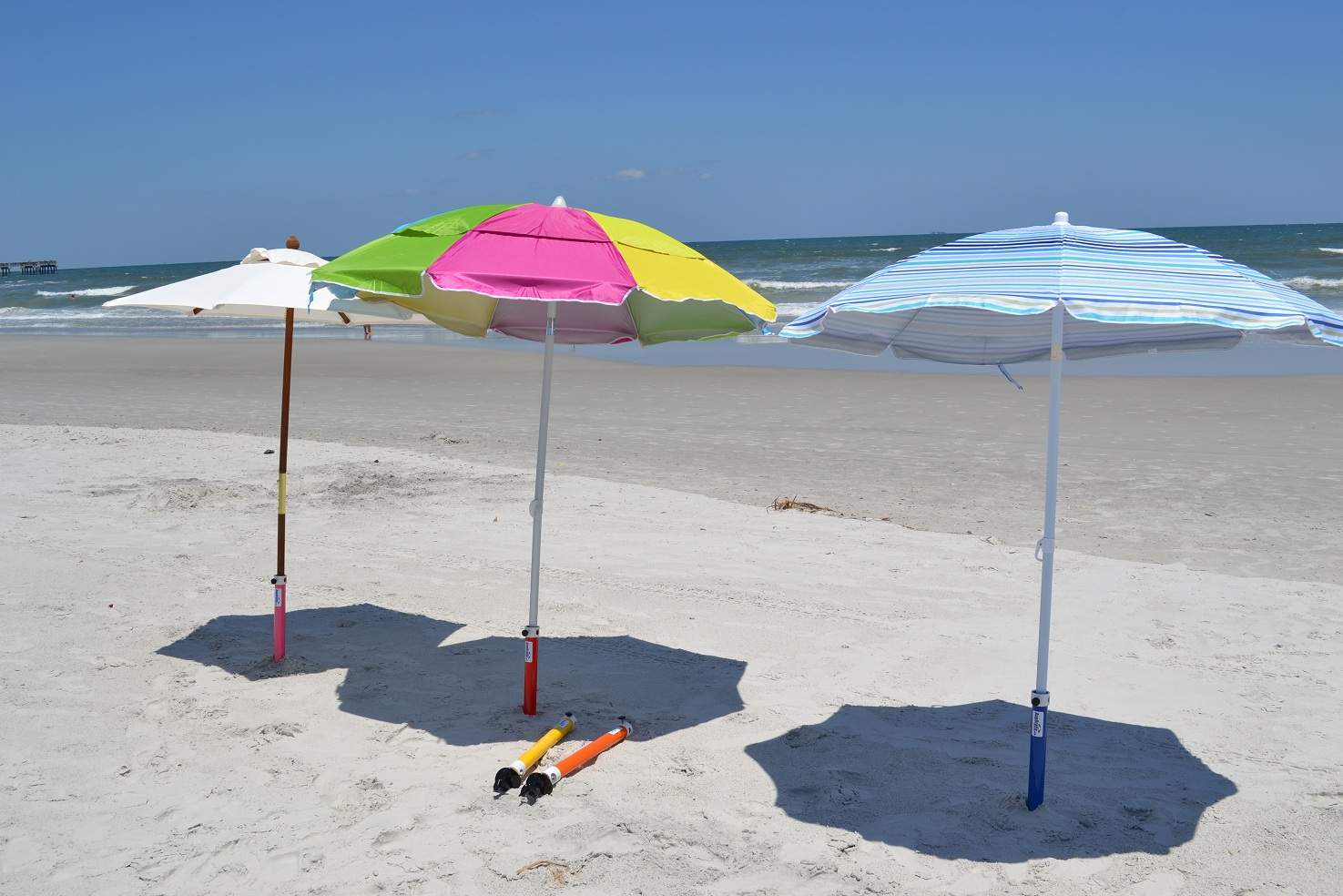 Buy Beach Umbrella Kmart