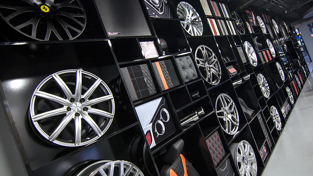 Buy Car Wheels London