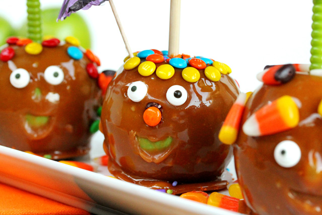 Buy Caramel Apples in Bulk